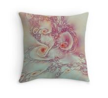 TheListeners_Perception Throw Pillow
