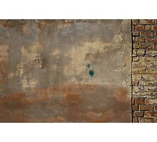 Factory Wall Photographic Print