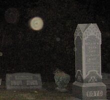 Cemetery Orbs by Tracy DeVore