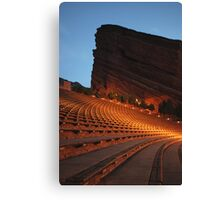 Red Rocks Amphitheater Morrison, Colorado Canvas Print