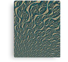 'Etheric Wind (Mistral Wind)' Canvas Print