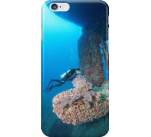 SS Turkia - Background Story iPhone Case/Skin