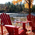 River Chairs by Allison Millis