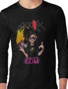 SKRILLEX (clear background) Long Sleeve T-Shirt