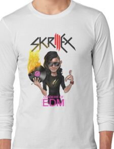 SKRILLEX (clear background) Long Sleeve T-Shirt