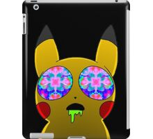 Pikachu on acid iPad Case/Skin