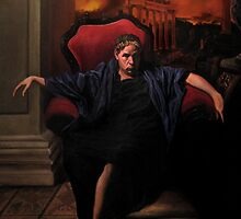 The Madness of Nero by armusik