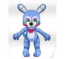 Five nights at Freddy 2 Chibi Toy Bonnie Poster