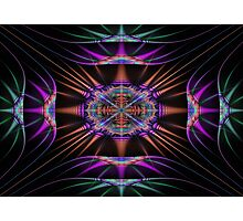 Fractal 24 Photographic Print