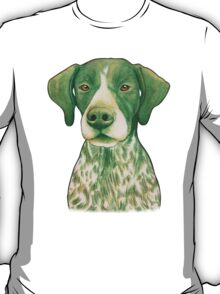 Jola #02 - German Short-Haired Pointer T-Shirt