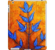 Mornington Skies 2 - Monoprint iPad Case/Skin