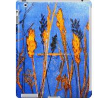 Mornington Skies 3 - Monoprint iPad Case/Skin