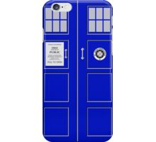 I am the Police Box iPhone Case/Skin