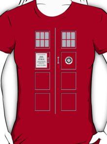 I am the Police Box T-Shirt