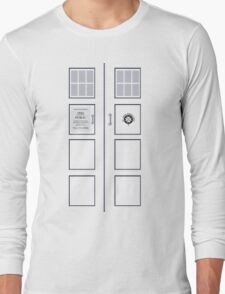 I am the Police Box Long Sleeve T-Shirt