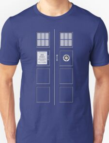 I am the Police Box T-Shirt