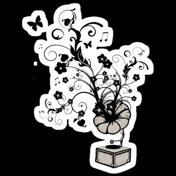 Play me a garden by Rhana Griffin