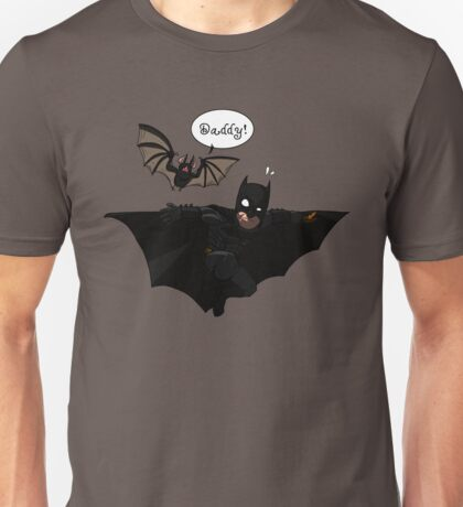 Bat - daddy Unisex T-Shirt