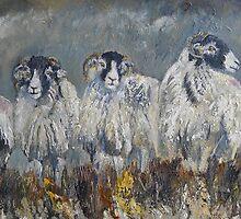 Yorkshire Grit by Sue Nichol