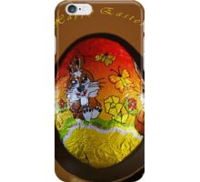 Happy Easter ! iPhone Case/Skin