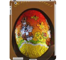 Happy Easter ! iPad Case/Skin