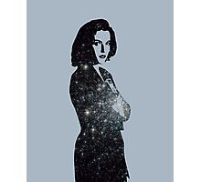 X Files Agent Scully Photographic Print