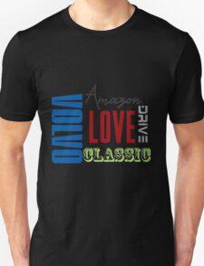Love Drive Classic Amazons T-Shirt