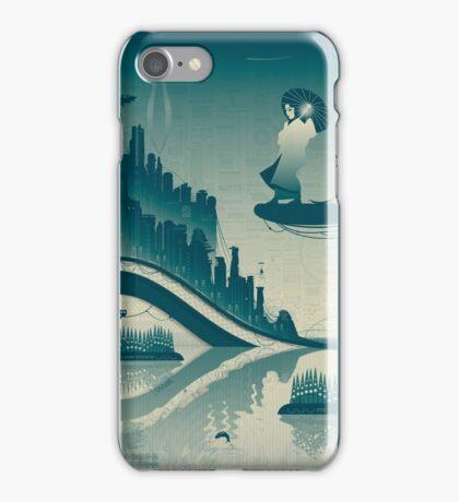 Sky Girl iPhone Case/Skin