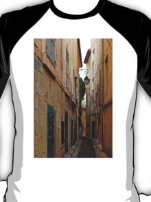 A Narrow Street in Aix-en- Provence, France T-Shirt
