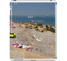 Seaview Beach from the Slipway iPad Case/Skin