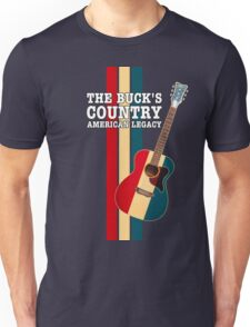 The Buck's Country Unisex T-Shirt