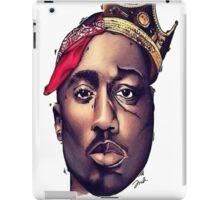 Tupac vs Biggie iPad Case/Skin