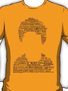 Alex Turner Lyrics T-Shirt