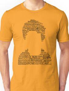 Alex Turner Lyrics Unisex T-Shirt