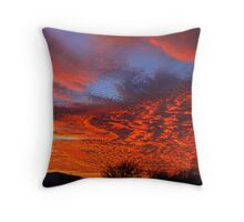 Light Of God Throw Pillow