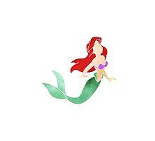Disney Mug Collection: #3 Ariel by anemophile