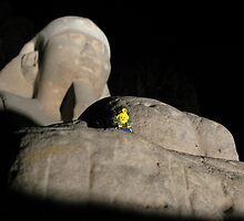 gepsut and the sphinx by geppelin