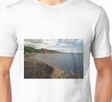 Babbacombe Bay Near Torquay, Devon Unisex T-Shirt