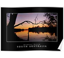 Milich's Sunset Poster