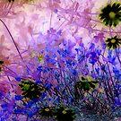 my garden 3 by Colleen Milburn