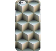 Ambient Cubes iPhone Case/Skin