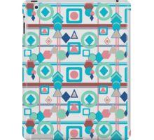 Geometric Spring Pantone Palette iPad Case/Skin