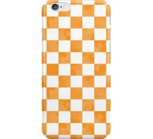 Checker Board Vols iPhone Case/Skin