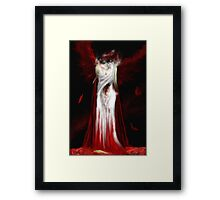 Don't Ask Framed Print
