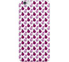 Dainty Little Pink Ladybugs  iPhone Case/Skin