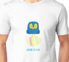 Hatching The Plan - Egg Watcher Unisex T-Shirt