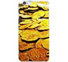 Coins from the Spanish Armada iPhone Case/Skin