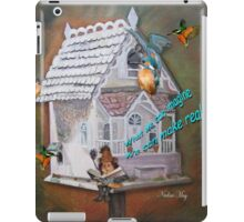 The Leprechaun Reader iPad Case/Skin