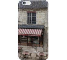 Looking Down on Langeais, France iPhone Case/Skin
