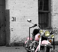 Motorcycle 11 by Joanne Mariol